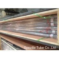 Buy cheap EN10217-7 Stainless Steel Instrumentation Tubing Welding SS Pipe ASTM A269 1.4301 1.4307 from wholesalers