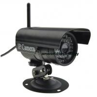 Quality Wireless outdoor P2P camera Plug and Play 1 Mega Pixel 20M night vision with TF for sale
