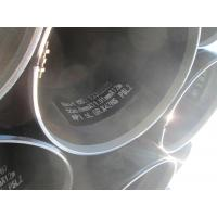 China Q235 Carbon Steel LSAW Steel Pipe Sch 5 - Sch XXS Spiral Welded Steel Pipe wholesale