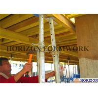 China Timber Beam H20 Beam Formwork System 5.9m Floor Height Steel Prop Easy To Handle wholesale