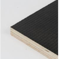China fire resistant anti-slip black film faced plywood wholesale
