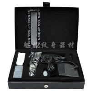China Permanent Makeup Tattoo Gun eyebrow tattoo Machine Dragon tattoo machine set Make Up Kit wholesale