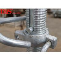 Quality Building Steel Shoring Posts , Heavy Duty Post Shores Temporary Support for sale