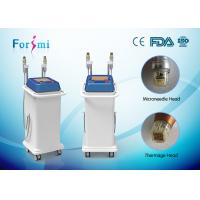 Wholesale high power thermage rf micro needling machine radiofrequency for facial rejuvenation from china suppliers