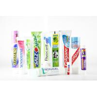 China 250 micron Double / Five Layer Plastic ABL Tubes For Tooth Past , Offset Printing With Custom Logo wholesale