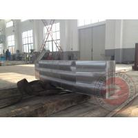 China Mining Machine Open Die Forging Casting , Carbon Steel Spur And Helical Gear Rack wholesale