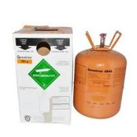 China 24BL/10.9kg disposable cylinder packing refrigerant gas r404a Retrofited for R502 wholesale