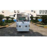 China Safety Baggage Towing Tractor Pneumatic Tire 250 - 350 Mm Ground Clearance wholesale