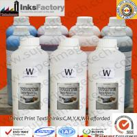 China Cotton T-Shirt Direct Print Pigment Inks wholesale