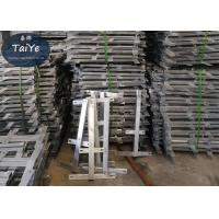 China High Zinc Coated Barbed Wire Fence Post Highway Chain Link Fence Barb Wire Holder on sale