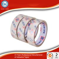 China Environment Protection Adhesive Sellotape For Industrial Workshop Box Sealing wholesale