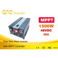 China 12v Dc 220v Ac 500w 1000w 1500w Solar DC To AC Inverter Auto Regonise AC Frequency Online Ups on sale