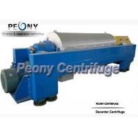 China Automatic Continuous Popular Chemical Centrifuge Sludge Dewatering Decanter Dehydrator Centrifuge wholesale