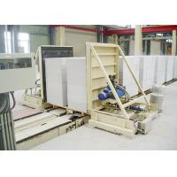 China AAC Block Packing Machine Fly Ash Brick With Grouping Transporter wholesale
