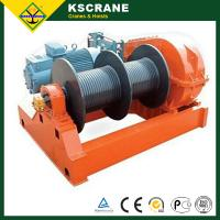 China High Working Efficiency 12V Electric Boat Anchor Winch on sale