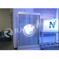 China China Best Quality High Brightness P3.9 Window Glass Transparent LED Display Screen Manufacturer on sale
