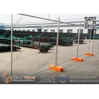 China 2.1m high Temporary Event Fencing AS4687-2007  Standard (China Supplier) wholesale
