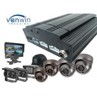 China h 264 Full D1 reset password 8 channel Car dvr camera security system with Good Quality wholesale