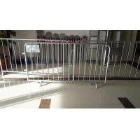 Wholesale Crowd Control Barrier Barricade Traffic Safety Barrier Metal Barrier from china suppliers
