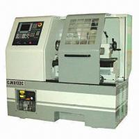 China CNC lathe with resolution 0.001mm wholesale