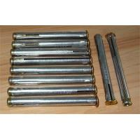 China High Strength M34 Steel Door Frame Anchors , Expandable Metal Wall Anchors wholesale