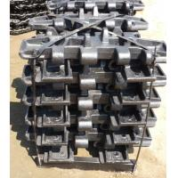 Quality CK1600 CK2000-2 CK2500 SL6000 Kobelco Crawler Crane Undercarriage Part crane Chain Pad for sale