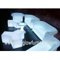 China Shinning Angel Double LED Sofa for outdoor garden , led lighted furniture wholesale