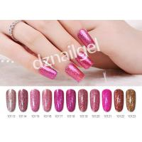 Buy cheap ECO-Friendly Long Lasting Glitter Varnish Free Sample Full Color Nature Platinum Gel Polish from wholesalers