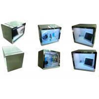 China Transparent LCD Display show box wholesale