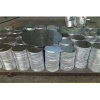 China Good Formability Hot Rolling Aluminium Disk For Deep Drawing / Spinning ISO9001 wholesale