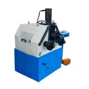 China Hydraulic Angle Iron Bar Tube Bender Bending Machine Manufacturer wholesale