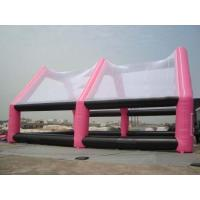 China Mobile Inflatable paintball filed for paintball bunker games wholesale