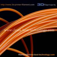 China Filament ABS 1.75mm for 3D Printer Makerbot , UP! Printer wholesale