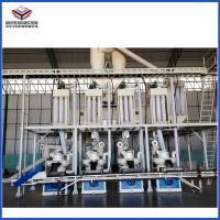 Biomass Wood Pellet Machine / Stainless Steel Wood Pellet Maker Machine