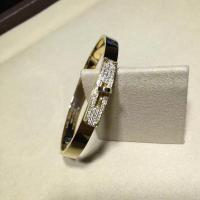Quality Hermes brand jewelry bracelet 18k gold with yellow gold or white gold for sale