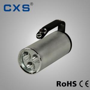 China LED Aluminum Explosion proof flashlight IP68 Emergency Search Lighting wholesale