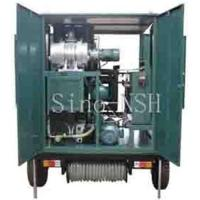 China VDF insulation oil recycling plant on sale