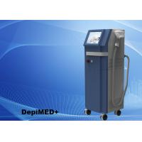 China Multifunction Beauty 808nm Diode Laser Hair Removal Machine , Body / Face / Leg Hair Removal Machine wholesale