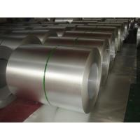 China Heat Exchanger Hot Dipped Galvanized Steel Coils With Custom Cut Spangle wholesale