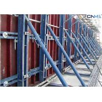 China Construction Wall Formwork System , Shear Wall Formwork High Tension wholesale