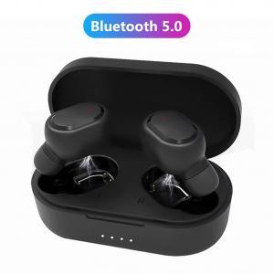 China 500mAh Charging Box Tws Bluetooth 5.0 Earphones With Mic on sale