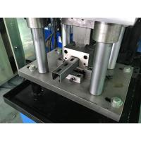 Wholesale 1.0 - 1.6mm Guardrail Roll Forming Machine 14 stations By Chain from china suppliers