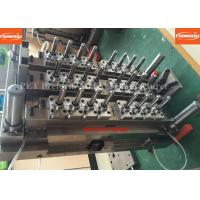 Quality 24 cavities preform mould with pin valve gate hot runner system for sale