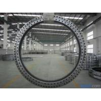 China High-capacity Lifting Equipment -single row crossed roller slewing bearing(602~4726mm) on sale