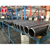 Quality EN10305-4 DOM Steel Tube Seamless Cold Drawn Tubing Plastic Pipe Cap for sale