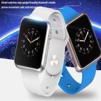 Quality Christmas gift of colorful bluetooth3.0 GU08S smart watch wrist phone watch for sale