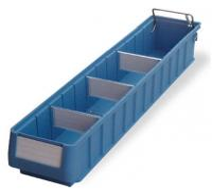 China Industrial Warehouse  plastic Storage bins wholesale