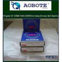 China Deep Groove Ball Bearing NSK Ball Bearings 6309DDUC3 With Low Noise wholesale