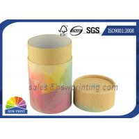 China Custom Made Printed Paper Packaging Tube Round Cardboard Tubes wholesale