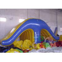 China Revolution Inflatable Water Game Swing Seesaw Slide / Teeter Totter wholesale